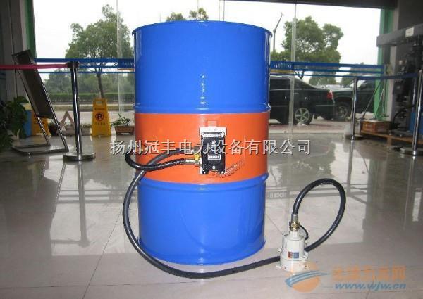 扬州供应-硅橡胶油桶加热带通过加热使桶内的液体、凝固物容易取出。如桶内的粘接剂、油脂、柏油、油漆、石蜡、油和各种树脂原料,油桶加热器通过桶体加热,使其粘度下降均匀,减轻泵的功率。硅橡胶电热带防水性能好,可用于潮湿的、无爆炸性气体场所工业设备或实验室的管道,罐体和槽池的加热、伴热和保温,可直接缠绕在被加热部位的表面,安装简单,安全可靠。在加热器表面安装传感器,通过温度调节直接控制温度。扬州供应-硅橡胶油桶加热带不受季节影响可常年使用。