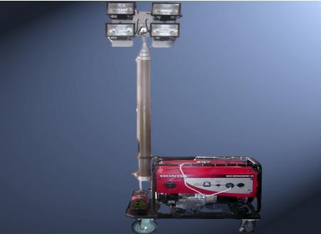 南通市德化县公路局购买欧辉z-sfw3000a 便携式施工作业灯的应用案例
