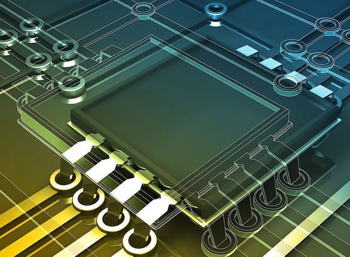 多层板.展开pcb的.b.线路蚀刻:把非导体部分的铜溶蚀掉c.