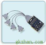 PCI总线4口RS-232通讯卡