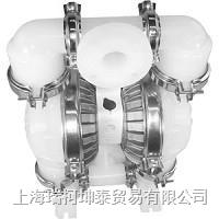"PX4 塑料泵 38 mm (1 1/2"")|威爾頓氣動隔膜泵"