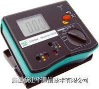 数字式绝缘电阻测试仪(多量程) DY5104/5105