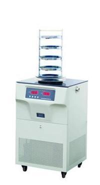 FD-1A-80无氟新型冷冻干燥机   FD-1A-80无氟新型
