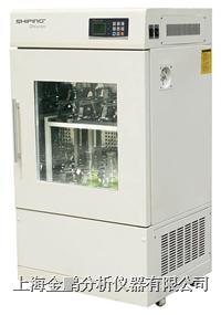 新颖立式双层恒温培养振荡器 SPH-1102C/2102C