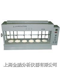 六联自动升降电动搅拌器 JJ-4A型