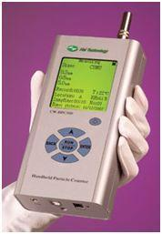 HAL-HPC300手持式激光尘埃粒子计数器