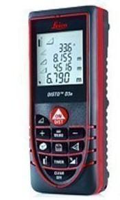 宁波测距仪 徕卡D3A激光测距仪(D3升级版) D3A(d3)