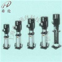 轻型立式不锈钢多级泵 QDLF