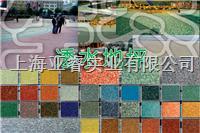生态透水混凝土路面,凝胶增强剂