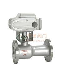 电动高温球阀 Q941M