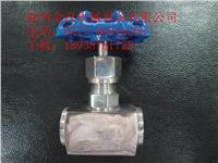 J13W不鏽鋼針型閥