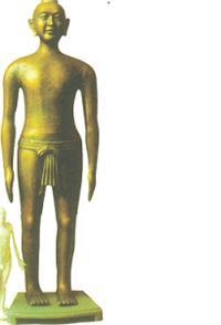 人體模型銅人針灸模型