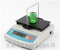 液态胶粘剂密度仪