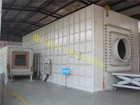 风机性能风洞实验台/风机性能测试装置/风机性能风量台 RE-8800