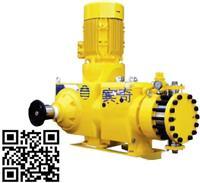 PRIMEROYAL系列高性能液压隔膜计量泵