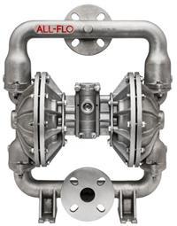 """1.5""""金属气动隔膜泵"""
