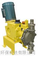 MaxRoy系列液压隔膜计量泵
