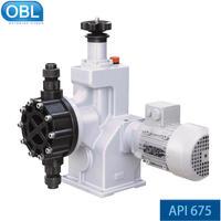 意大利OBL泵XL-XLB-XLC型液压隔膜计量泵