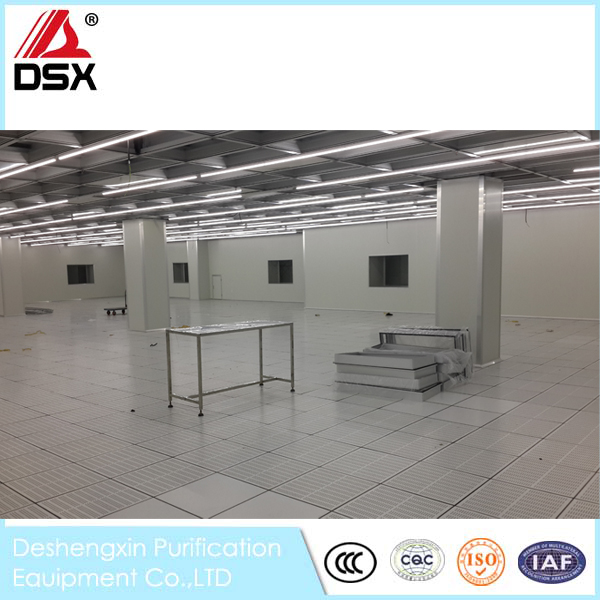 Cleanroom manufacturers