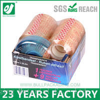Europe bull easy tear bopp stationery tape