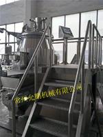 高效湿法混合制粒机 GHL