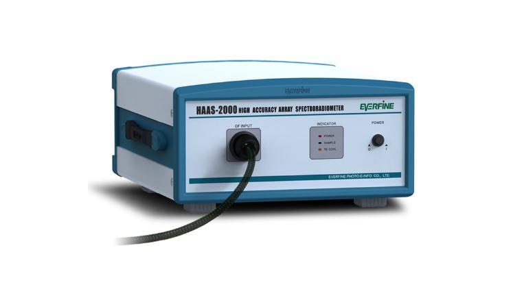 HAAS-2000 高精度快速光谱辐射计(实验室级)