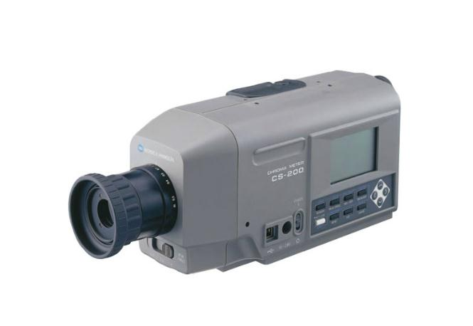CS-200  色彩亮度计