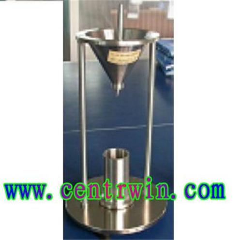 FNYBT-100通用松装密度测定仪/假比重测定仪(漏斗法)