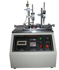 佛山酒精耐磨试验机/珠海耐磨试验机/中山橡皮耐擦试验机 jx-9209耐摩擦试验机
