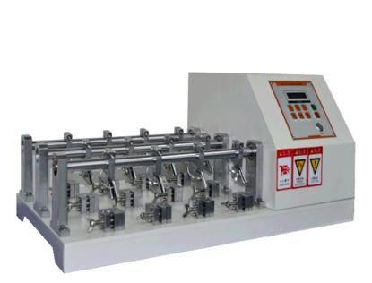 皮革耐挠度试验机 jx-9306