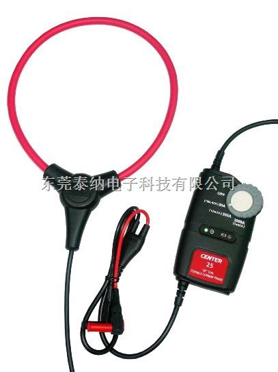 CENTER-25/26柔性电流钳及仪表