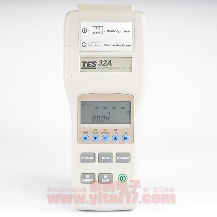 TES-32A  电池测试仪